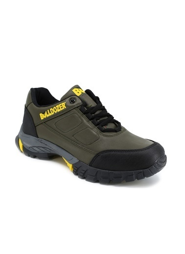 Bulldozer 210421 Erkek Treakıng Ayakkabı Haki